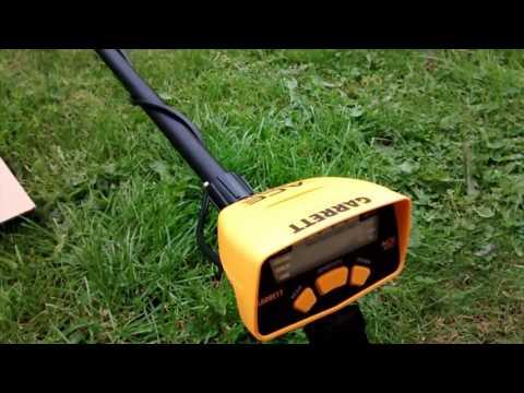 Garrett Ace 200i Metal Detector Test Overview & Hunt Stock & Nel Tornado Coils