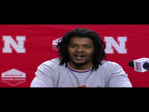 HOL HD: Derrick Walker Illinois post-game press conference