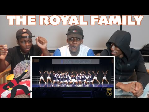 THE ROYAL FAMILY - Nationals 2018 (Guest Performance) - REAC