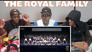 THE ROYAL FAMILY - Nationals 2018 (Guest Performance) - REACTION