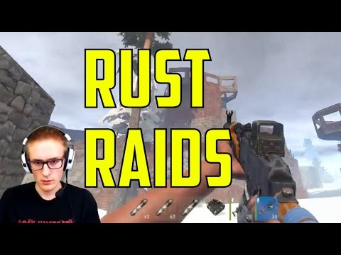 Rust Raids! Defense & Offense