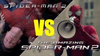The One Scene That Explains Everything Wrong With 'The Amazing Spider-Man' - SCENE FIGHTS!