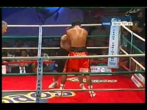 Sebastian RODRIGUEZ vs Mario VILLALOBO - Full fight - Pelea Completa
