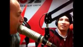El juan con Galdós en Studio 92