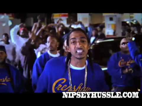 "Nipsey Hussle ""Hussle In The House"" official video"