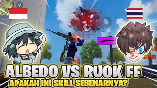 PERTANDINGAN FINAL RUOK FF VS RENDY RANGERS! AUTO KEBANTAI!