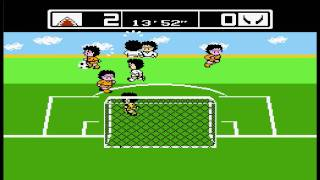 Power Soccer NES Part 1
