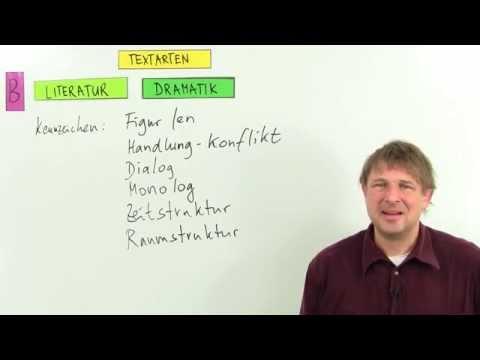 Textarten-Literatur: Dramatik | Deutsch | Aufsatz