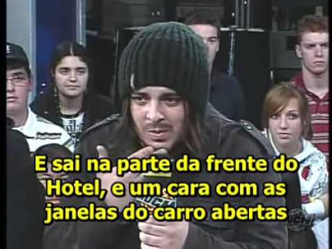 """Seether fala sobre """"Call me when you're sober""""(Legendado Brasil)"""