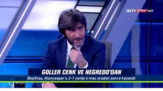 % 100 Futbol Aytemiz Alanyaspor - Beşiktaş 28 Ekim 2017