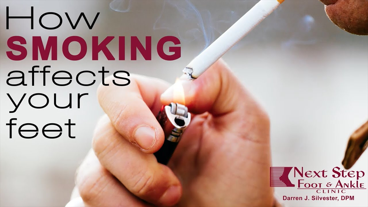 paragraph about smoking and its bad effects
