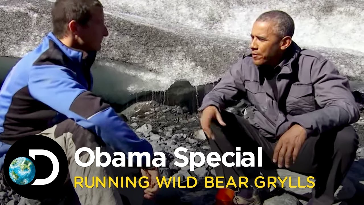 Download President Barack Obama Special | Running Wild With Bear Grylls S2E9