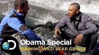 Президент США Барак Обама спеціальним | дичавіє Беар Гріллс S2E9
