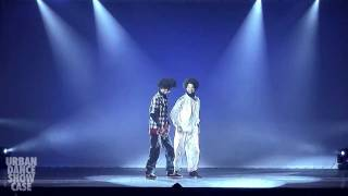Les Twins - Hip Hop New Style, Freestyle & Choreography / 310XT Films / URBAN DANCE SHOWCASE