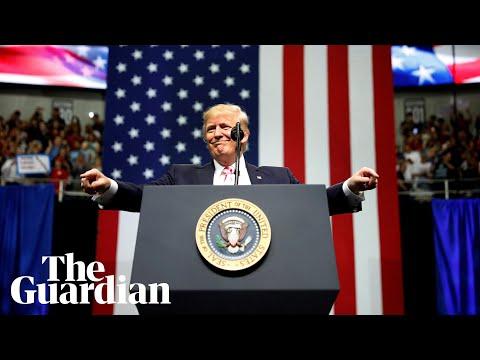 Trump: I'll handle 'little rocket man' Kim Jong-un –video