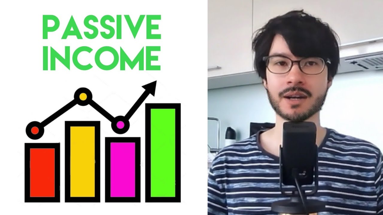 My 7 Sources of Passive Income Explained