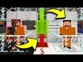 How to CURE A CURSED STEVE in Minecraft! (SCARY Survival EP16)