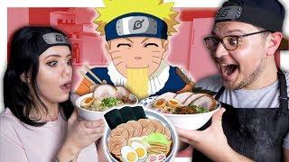 Wie schmecken die Ramen aus Naruto?