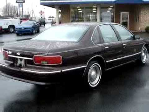 Chevrolet Caprice For Sale  Carsforsalecom