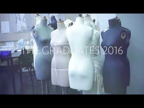 2016 North Metropolitan TAFE Fashion Design Behind The Scene Video