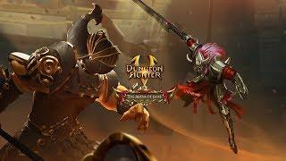 Dungeon Hunter 5  Обзор игры на PvP и соло режим.