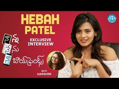 Actress Hebah Patel Exclusive Interview | #NaannaNenuNaaBoyfriends | Talking Movies With iDream #247