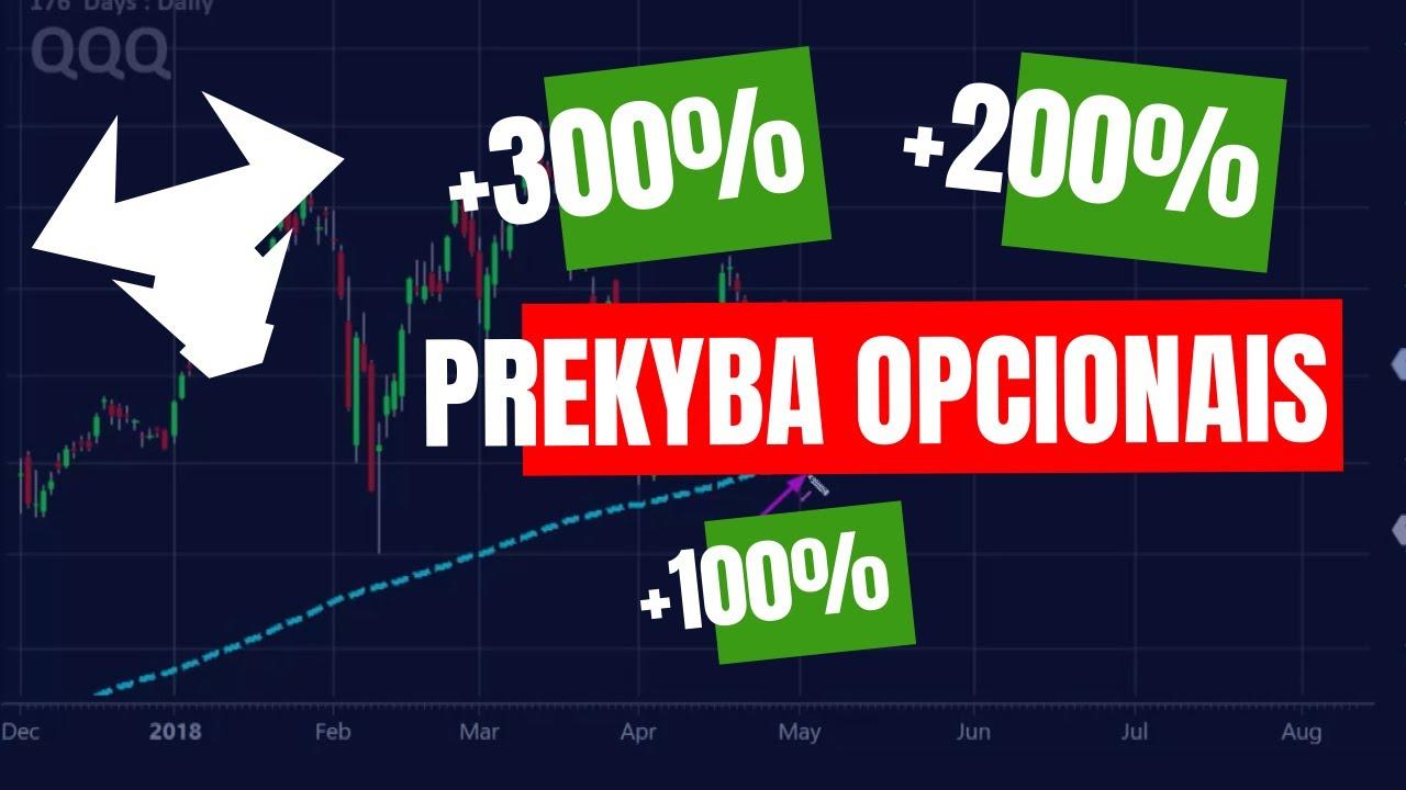 kaip prekiauti eurodollar opcionais