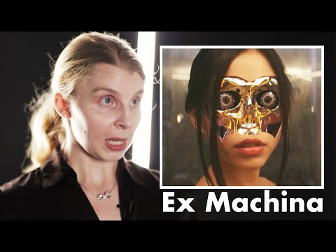 Artificial Intelligence Expert Critiques Sci Fi Movies