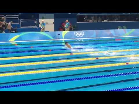 Guam swimmer Schulte breaks Guam record for 100m breaststroke