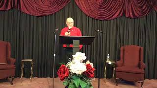 Apostle Allan Tackett @ Waves of Glory Worship