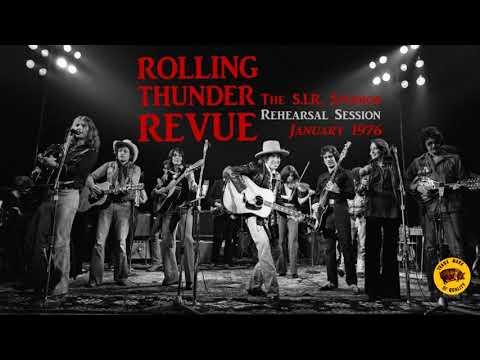 Bob Dylan - The S.I.R. Studios Rehearsal Session (Jan. 1976) [RARE ROLLING THUNDER REVUE RECORDINGS]