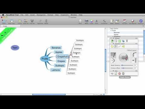 NovaMind 5 for Mac introductory tutorial