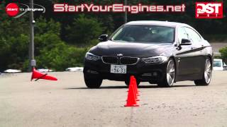 スバルWRX S4 vs BMW428iグランクーペ vs フォルクスワーゲン・ゴルフR vs アウディS3 Part.2(ダブルレーンチェンジ編)【DST#Special】