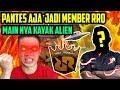 PANTES AJA JADI MEMBER RRQ!! MAINNYA KAYAK ALIEN!! - Mobile Legends