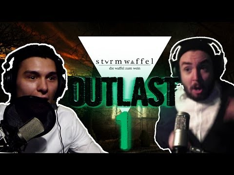 Horrorcouch - Outlast #01 - Zwangsjacken an