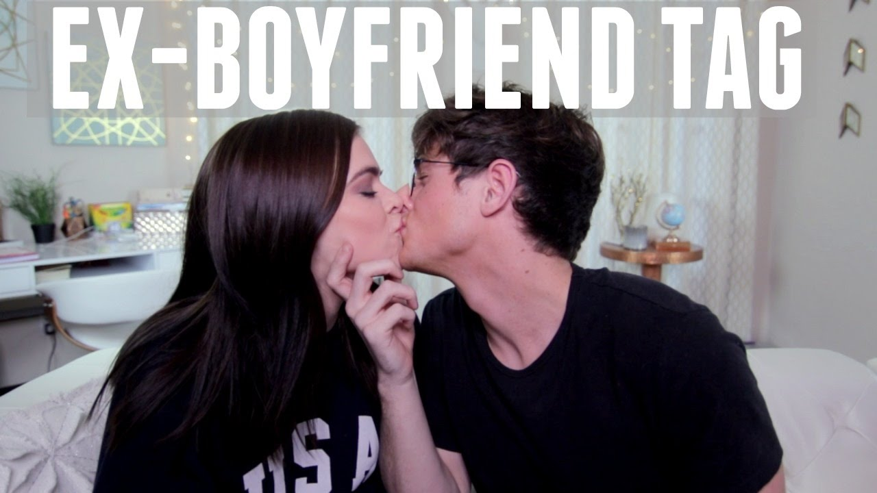 Exboyfriends Make Out