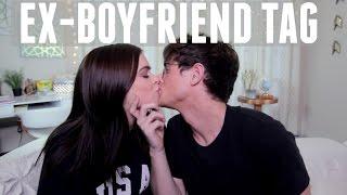 KISSING MY EX BOYFRIEND...