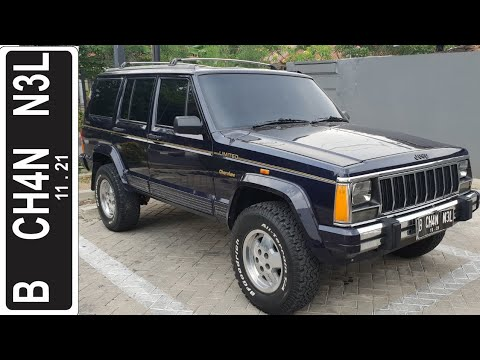 In Depth Tour Jeep Cherokee Limited [XJ] (1999) - Indonesia