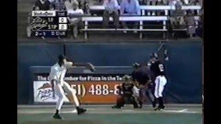 Pro Baseball Highlight Tape John Toven 2000 St. Paul Saints