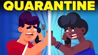 Life Inside Quarantine || CHALLENGE