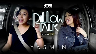 Gambar cover Super FUN Car Interview with beautiful Indonesian DJ, DJ Yasmin (Hype Pillow Talk Episode 3)