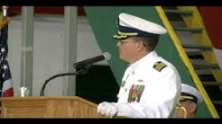 Coast Guard Sector Jacksonville change of command