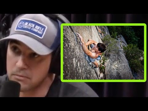 Navy SEAL on Free Solo Climber Alex Honnold | Joe Rogan Experience