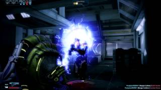 Mass Effect 3 multiplayer 21 minutes gold SOLO