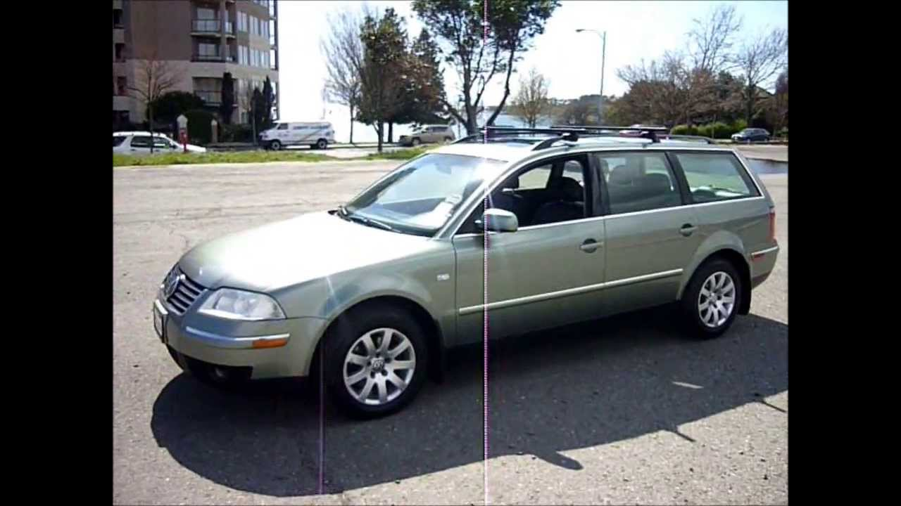 2003 volkswagen passat wagon 1 8 turbo automatic sold 157kms malibu motors victoria youtube. Black Bedroom Furniture Sets. Home Design Ideas