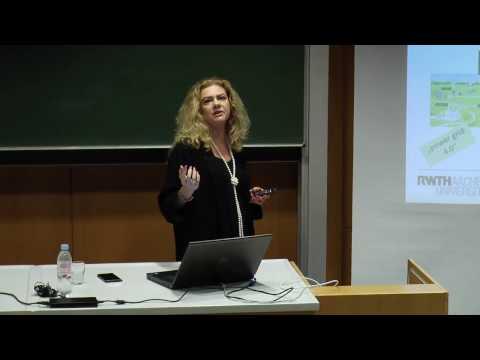 // MECS Lecture // Sabina Jeschke // Cybernetics in 4.0 //