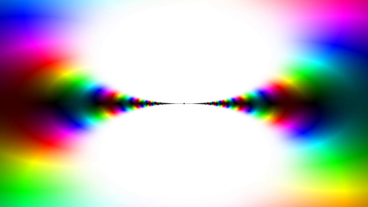 Complex Color Wheel Animation