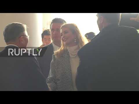 South Korea: Ivanka Trump arrives in Seoul ahead of Olympics closing ceremony