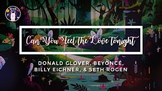 """Baixar Can You Feel The Love Tonight ( Lyrics ) [ From : """"The Lion King"""" 2019 ]"""