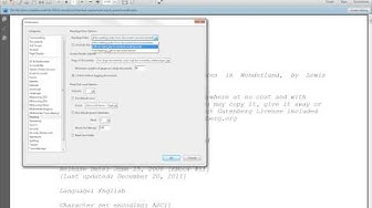 Read a PDF with Adobe Reader's Read Out Loud